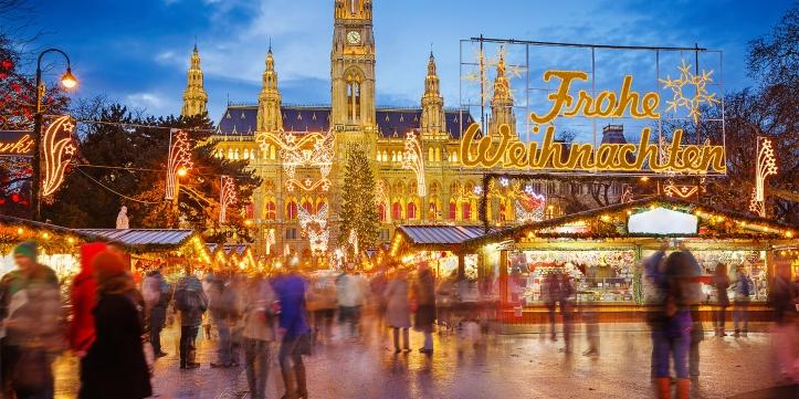 Viyana Noel Market 2