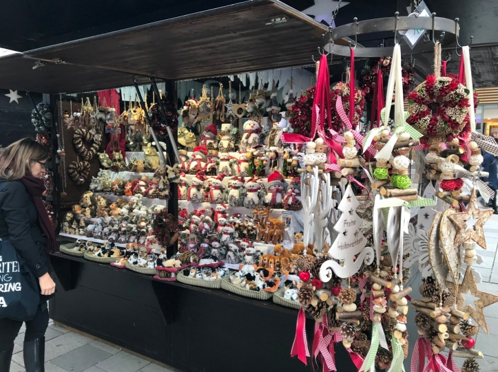 Viyana Noel Market 3