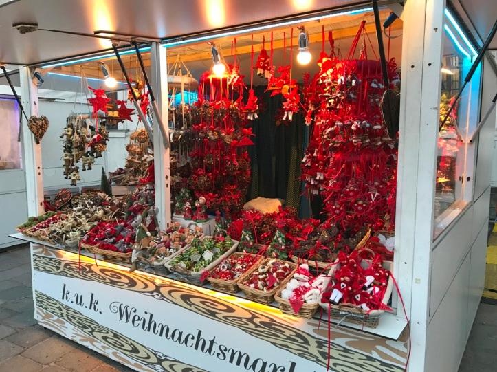 Viyana Noel Market 5